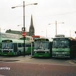 Park Lane Bus Station, Sunderland - 22-03-98