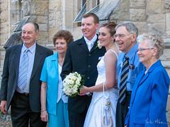 Grandparents of groom