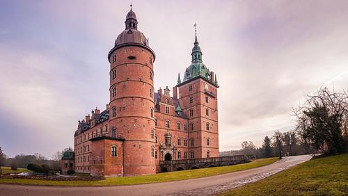 Vallø Castle West Tower