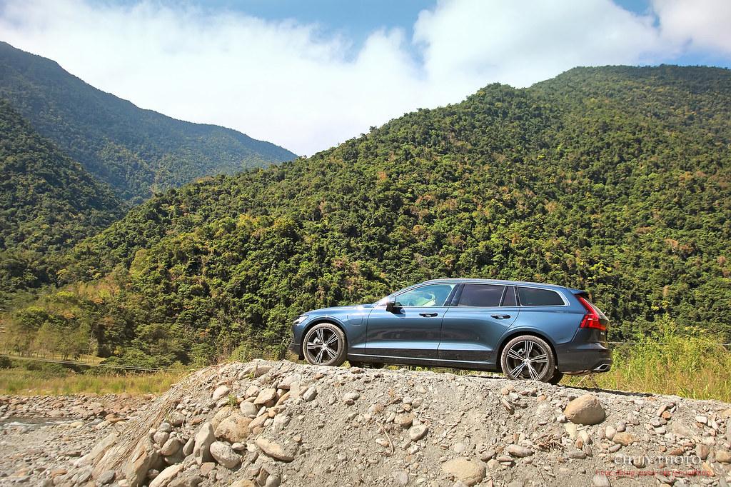 (chujy) Volvo V60 T8 Recharge Inscription 露營。海岸。美景之旅 - 4