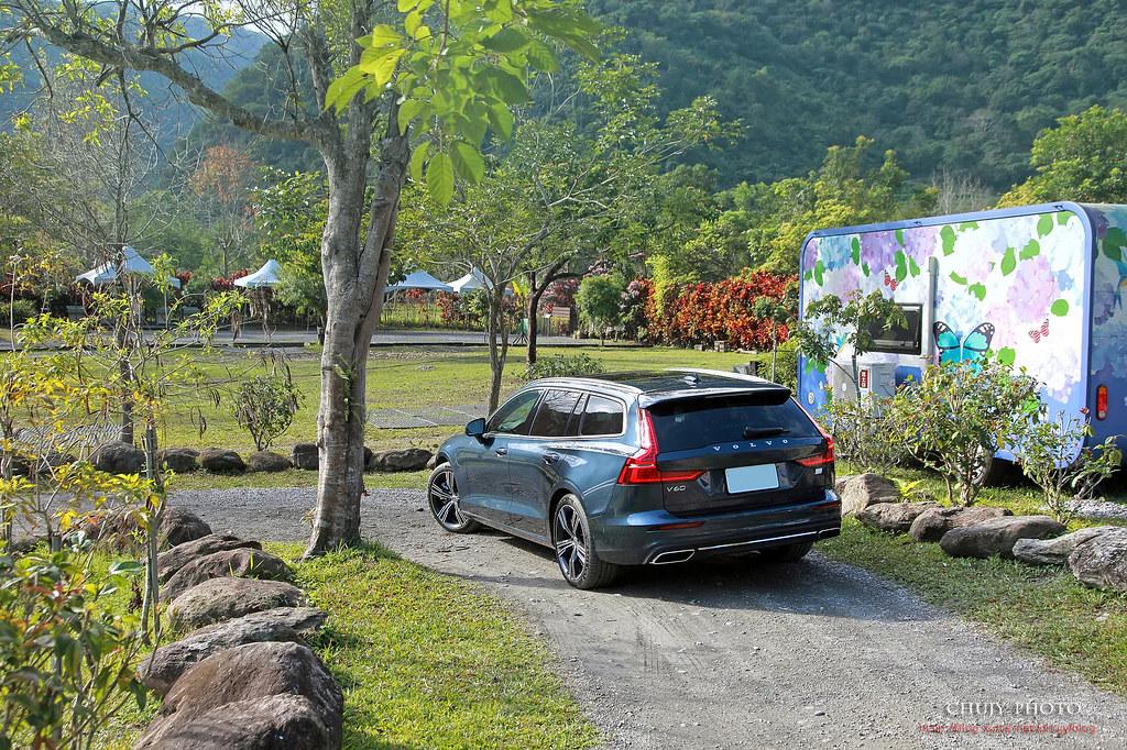 (chujy) Volvo V60 T8 Recharge Inscription 露營。海岸。美景之旅 - 41