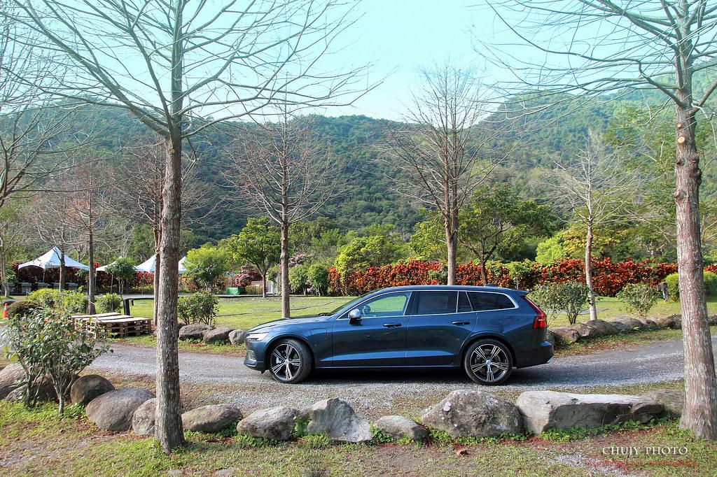 (chujy) Volvo V60 T8 Recharge Inscription 露營。海岸。美景之旅 - 24