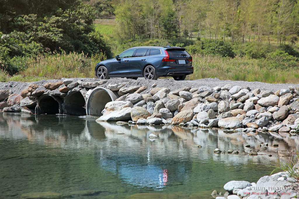 (chujy) Volvo V60 T8 Recharge Inscription 露營。海岸。美景之旅 - 2