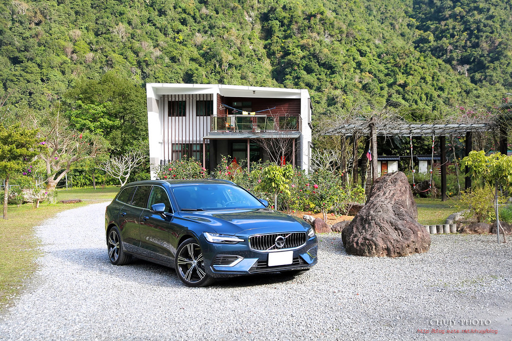 (chujy) Volvo V60 T8 Recharge Inscription 露營。海岸。美景之旅 - 42