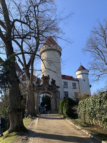 Benešov - Konopiště Castle