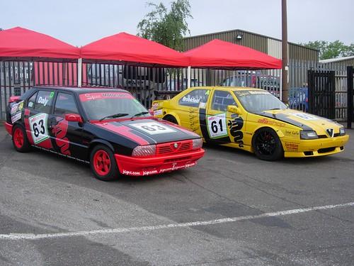 Brands Hatch penultimate round 2007