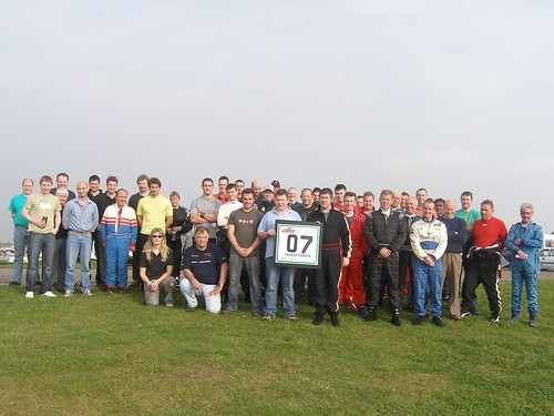 All the ARCA racers in 2007