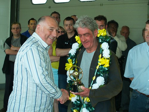 Andy Inman a winner at Brands Hatch 2008