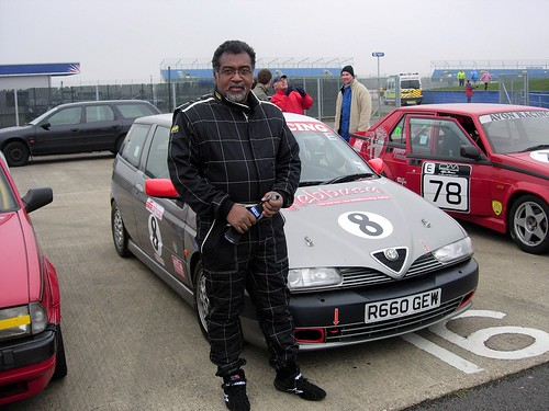 Keith Williams 145 4th in class 2007