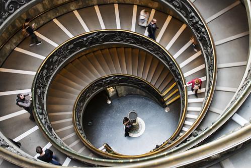 Roma_Scala di Leonardo