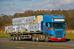 Photo of SCANIA R620 - J & G RIDDELL Alford