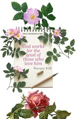 God works for the good (Rom 8.28) 578x900
