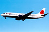 British Airways | Boeing 737-400 | G-BVNM | poppy tail | London Gatwick