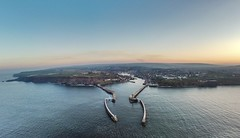 Photo of Whitby Seascape Pano