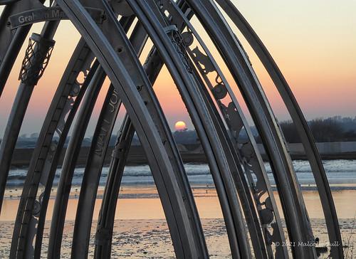 Memorial - Sunset