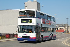 Photo of First Volvo Olympian 31731 L554USU - Stirling