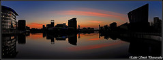 Photo of Salford Quays Sunrise