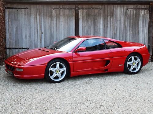 Ferrari F355 GTS (1997)