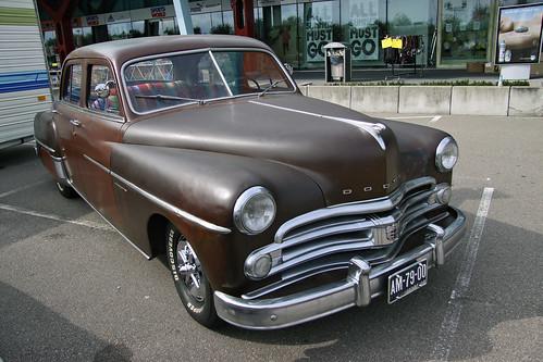 Dodge Coronet Sedan 1950 (4659)