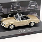 Mercedes-Benz Collectable 230 SL Pagode, W 113, 1963-1967 1:43 thumbnail