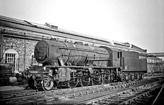 Photo of 90396, Crewe Works, October 1966