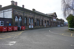 Photo of Warrington Central Station
