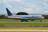 First Choice G-OOBL B767 at Manchester Airport 11-08-14