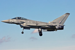 Photo of ZJ920 EF-2000 Typhoon FGR.4  EGXC 29-03-21