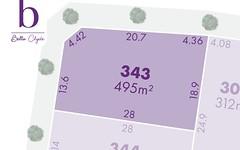 Lot 343, 60 Bells Road, Clyde VIC