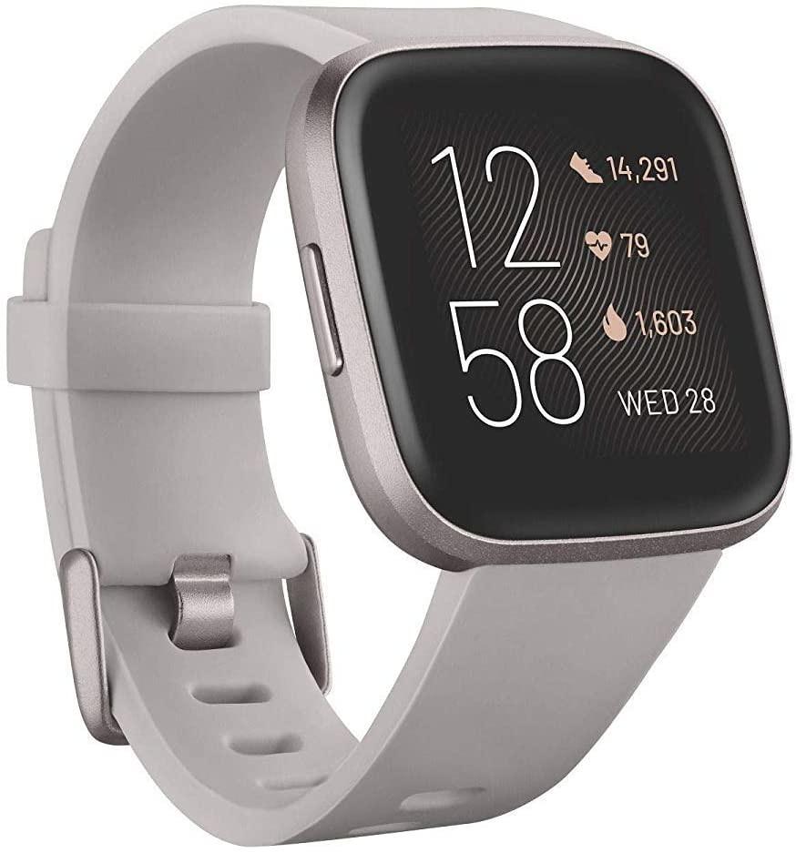 圖四(3):Fitbit 免費開放 Versa 2 裝置健康指標儀表板功能,協助用戶檢視一周的關鍵健康指標