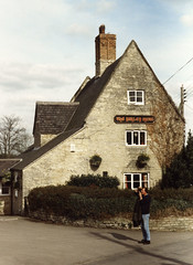 Photo of northants - barley mow cosgrove fh 4-1993