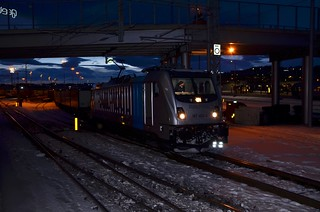 BR 187 402-4 Green Cargo - Trondheim S