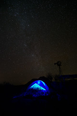 Camping in Big Bend Ranch State Park
