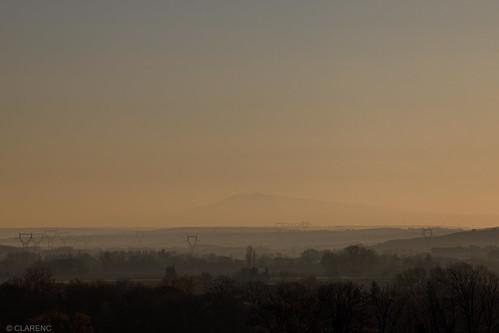 Ventoux au matin