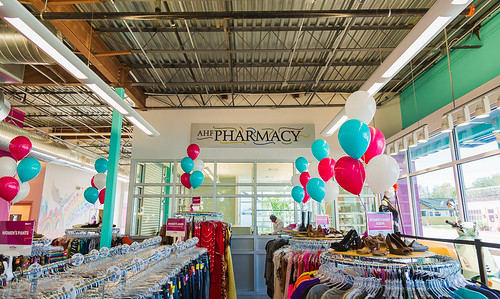 Out of the Closet Orlando Grand Opening- AHF