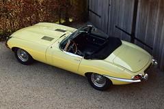 Jaguar E-Type 3,8 Litre OTS (1964)