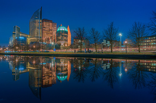 The Hague Skyline Revisited