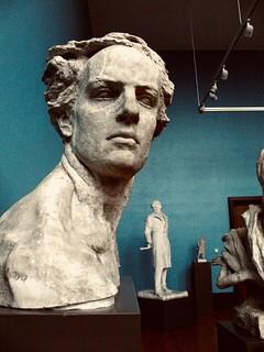oslo vigelands museum statue 2007