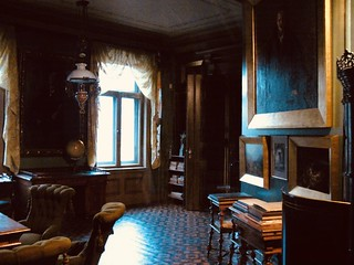 oslo room Ibsen museum 2007