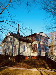 oslo house stockholm island 2007