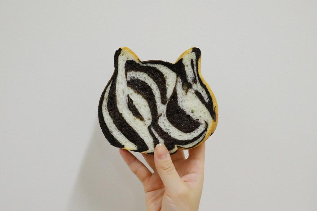 3.12信義店誠品生日慶「與青春碰面」有日本超可愛「貓咪吐司」快閃進駐。