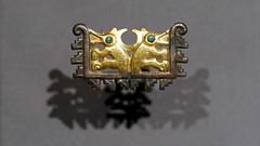 Nose ornament, Señora de Cao