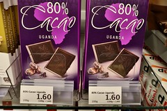 Chocolate with 80% Cacao