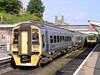 Class 158 158834 Class 170 170504