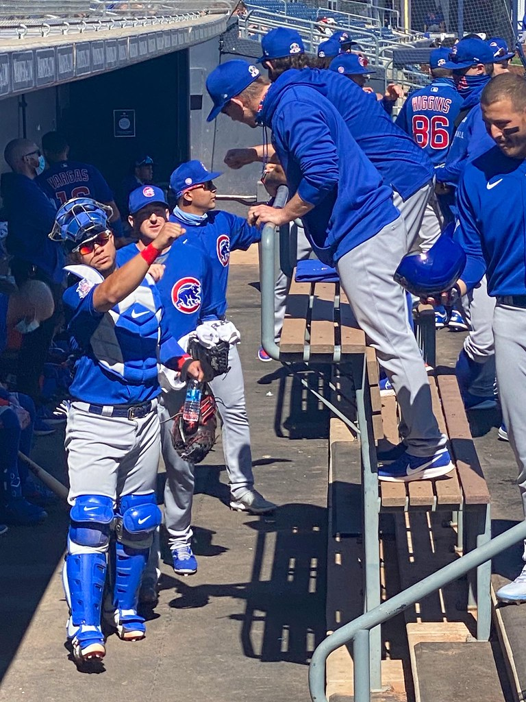 Cubs Photos: Baseball, 2021, cubs, spring, training