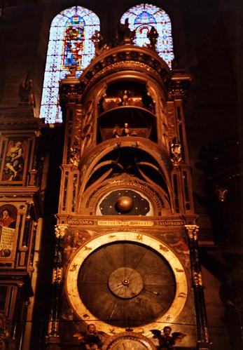 """Straßburg 1987 (07+08) Astronomische Uhr, Straßburger Münster • <a style=""""font-size:0.8em;"""" href=""""http://www.flickr.com/photos/69570948@N04/51004777433/"""" target=""""_blank"""">View on Flickr</a>"""