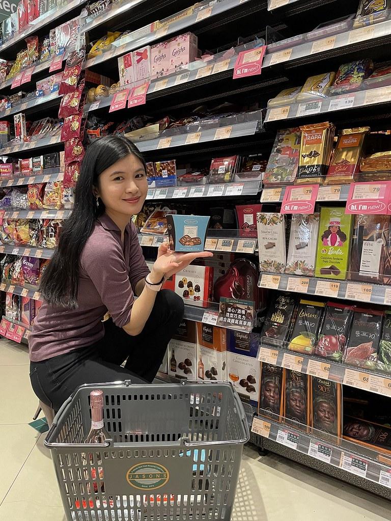 【新聞稿圖片4】白色情人節就來JASONS MARKET PLACE選購各式異國頂級巧克力,指定商品即日起至3 月16日止,全面9折起。