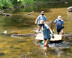 Pomperaug River Watershed Coalition 7 - Youth Conservation Corps - 2019-20