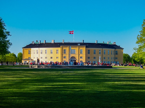 Frederiksberg Palace, Frederiksberg, Denmark