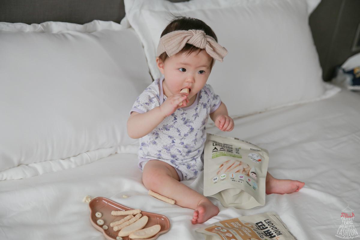 寶寶安心米餅 Naeiae